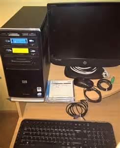 vente ordinateur de bureau hp pavilion a6326 fr occasion
