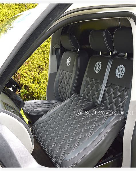 volkswagen vw transporter  tailored seat covers car seat covers direct tailored   choice
