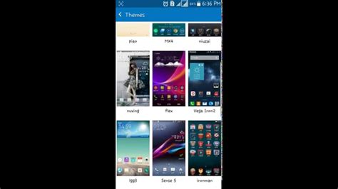 samsung grand prime best themes theme for galaxy grand prime youtube