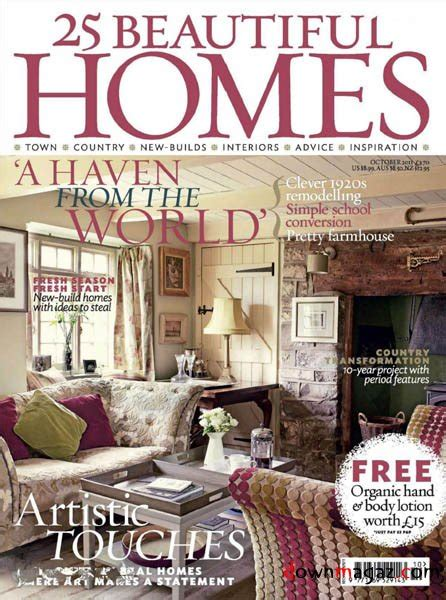 beautiful homes magazine 25 beautiful homes october 2011 187 pdf magazines magazines commumity