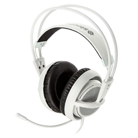Headset Steelseries Siberia V2 White steelseries siberia 200 gaming headset white gapl 689