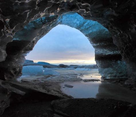 crystal cave iceland pinterest discover and save creative ideas