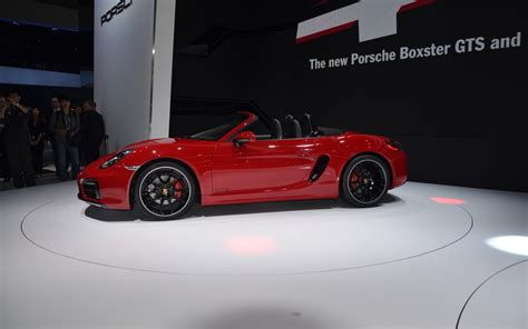 Porsche Boxster Gts And Cayman Porsche Launches The New Boxster And Cayman Gts 3 18