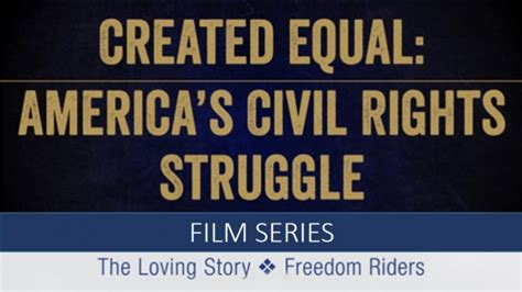 born equal documentary a film series in celebration of black history month