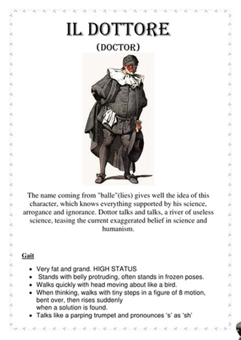 character card template drama primary drama teaching resources dramatic style and form