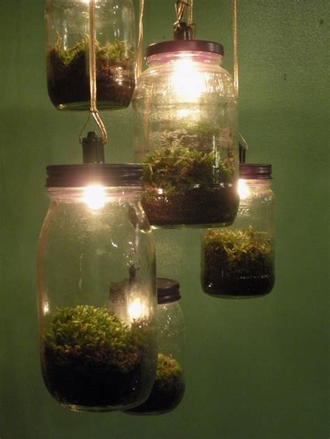 Terrarium Light Fixture Oh So Unique Diy Lighting Fixtures