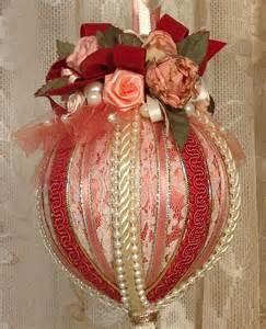 Chandelier Christmas Decorations Handmade Victorian Christmas Ornament Keepsake Vintage