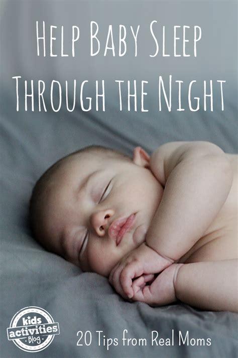 baby sleep through the how sleeping through the how infants shawn karam