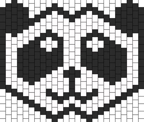 online kandi pattern maker panda kandi mask bead pattern peyote bead patterns