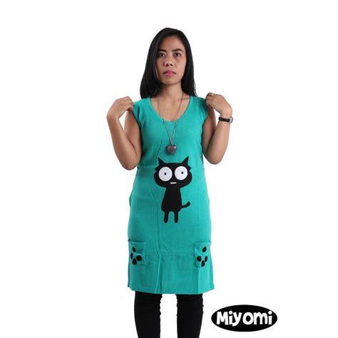 Vc Celana Heti Cat Hitam Pakaian Celana Wanita miyomi mini dress cats bahan rajut halus pakaian wanita baju wanita dress wanitam elevenia