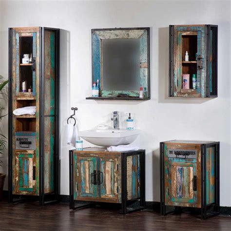 badezimmermöbel design bunt badezimmer