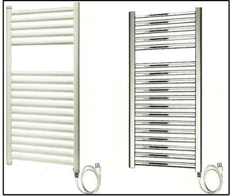 radiatori elettrici per bagno uno scaldasalviette elettrico per il vostro bagno