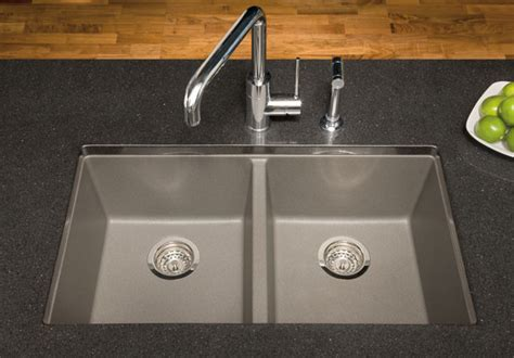 blanco sink for 30 inch cabinet blanco 516323 30 inch undermount double bowl granite sink