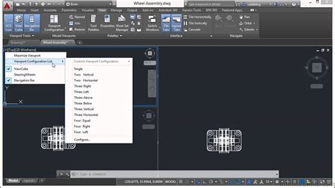 autocad layout viewport layers learning autodesk autocad 2015 model space viewports