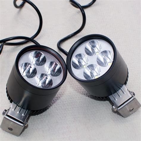 motorcycle led lights 35w led auxiliary lights for motorcycle riders drl