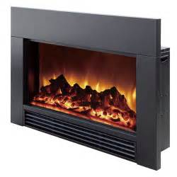 Fireplace Electric Insert Dynasty 30 Quot Electric Fireplace Insert Reviews Wayfair