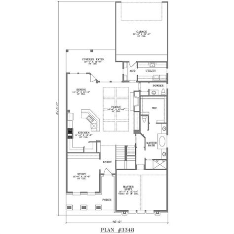 Two Story House Plans With Garage by Two Story House Plans Rear Garage Home Design And Style