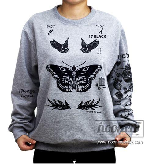 harry styles tattoo hoodie harry styles tattoo sweatshirt sweater crew neck shirt