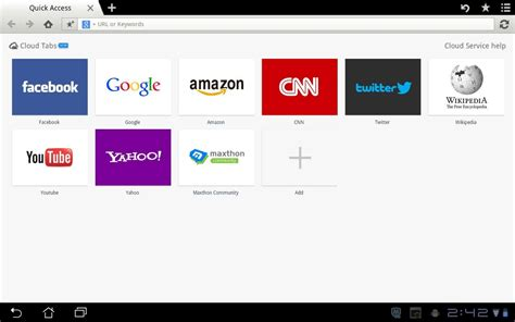 browsers for android tablets maxthon browser for tablet android apps on play