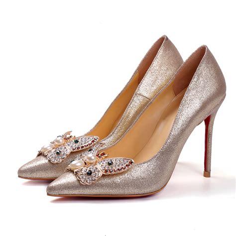 get cheap cinderella wedding shoes aliexpress