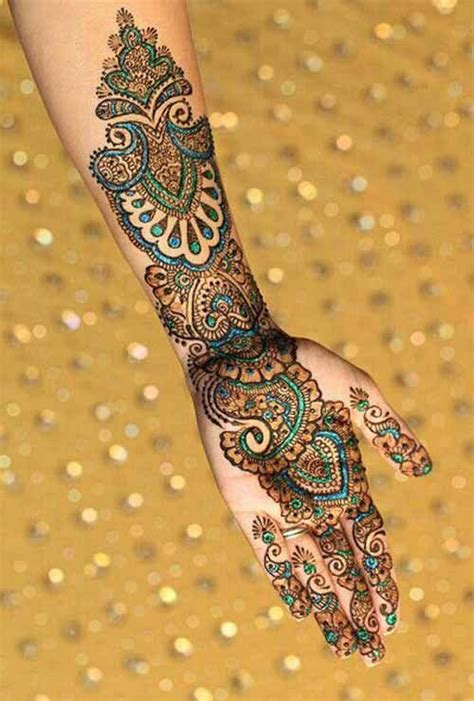 henna colored tattoo 50 beautiful mehndi designs and patterns to try random
