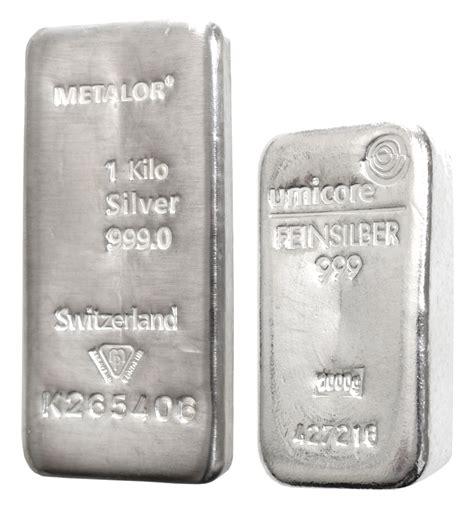 1 Kilo Silver Bar Dimensions by 1kg Silver Bullion Bars Buy Silver Bullionbypost