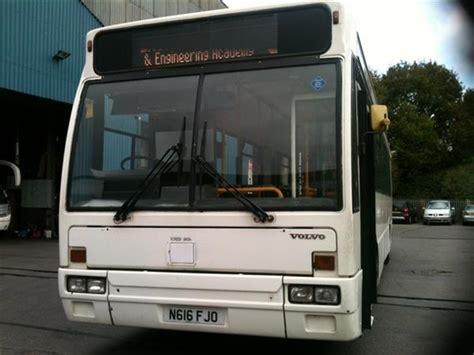 vehicle details  plaxton verde volvo bb     coach sales