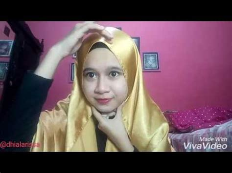youtube tutorial hijab pesta pashmina tutorial hijab untuk pesta pashmina satin youtube