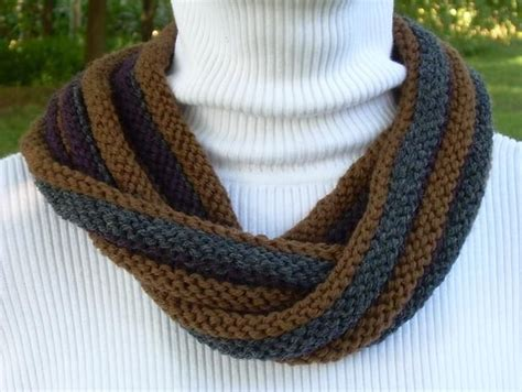 knitting pattern scarf double knit about face double twist scarf knitting patterns and