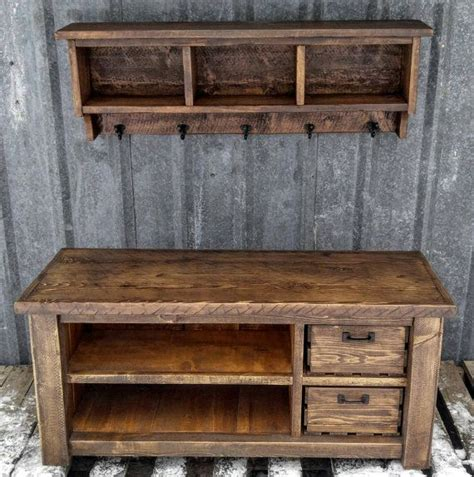 reclaimed rustic three cubby entry 17 best ideas about semi transparent stain on pinterest