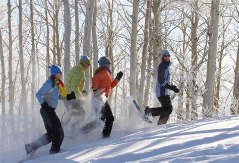 snowshoe images how to snowshoe in colorado colorado