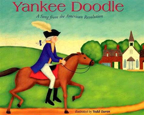 yankee doodle pony name yankee doodle a song from the american revolution
