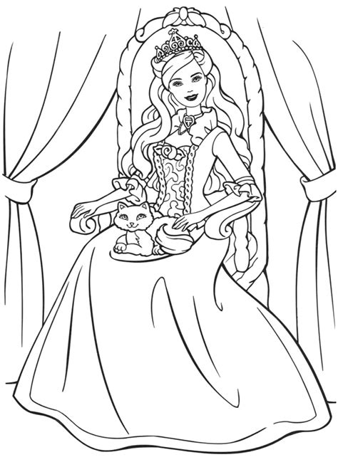 coloring pages princess and the pauper december 2011 best gift ideas