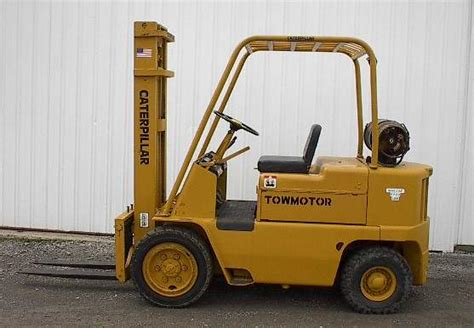 Caterpillar Mitsubishi Safety towmotor forklifts