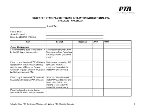pto bylaws template pto minutes approval process pto today