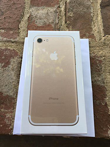 Apple Iphone 7 32 Gb Smartphone Gold apple iphone 7 32 gb unlocked gold us version