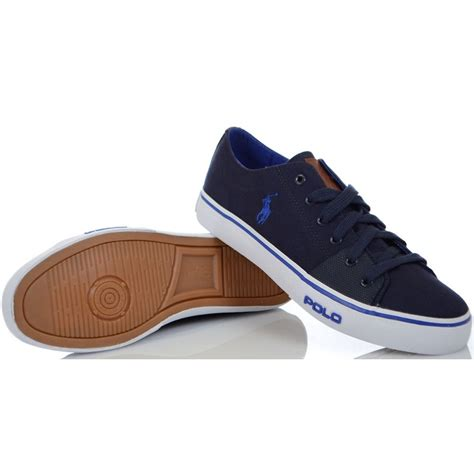 ralph shoes ralph shoes cantor low ne newport navy canvas
