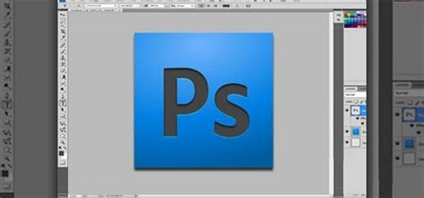 design logo in photoshop cs4 how to make your own adobe cs4 logo in photoshop