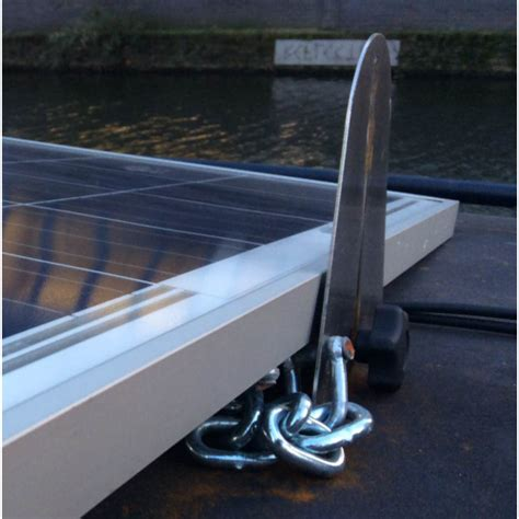 tilt brackets for solar panels boat solar panel tilting mounting kit stainless steel