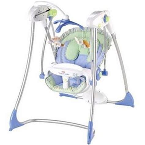 electric baby swing fisher price fisher price swing and glider baby swing l2144 reviews