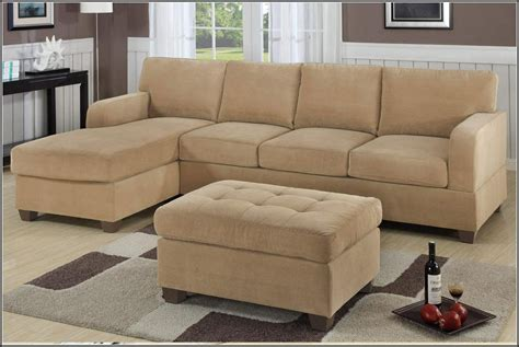 Small Sofa With Chaise Lounge 20 Collection Of Sectional With Ottoman And Chaise Sofa Ideas