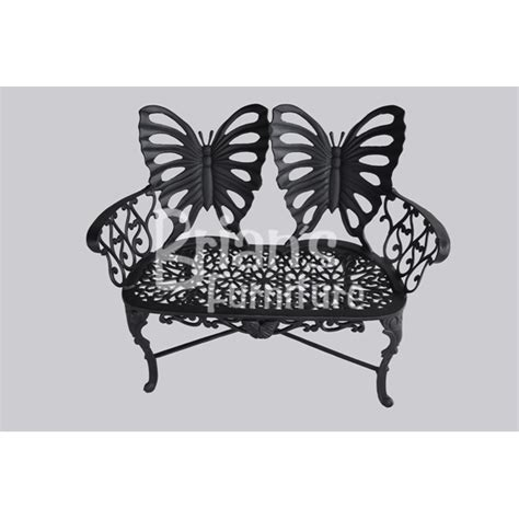 butterfly cast aluminum furniture collection baton