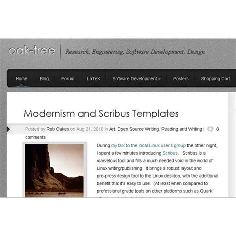 Use Free Scribus Templates To Save Money And Be More Productive Free Scribus Templates