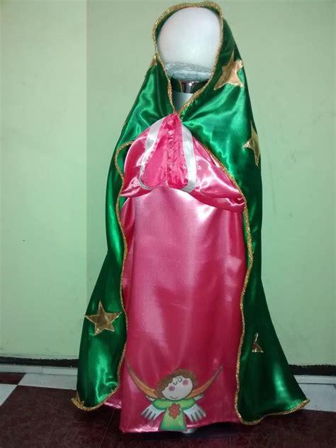 imagenes de vestidos de virgen maria traje dizfraz de virgen de guadalupe 700 00 en mercado