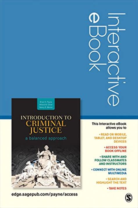 a balanced approach to restaurant management books introduction to criminal justice interactive ebook student