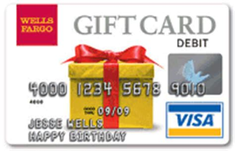 Visa Wells Fargo Gift Card - 187 wells fargo gift cards the perfect gift