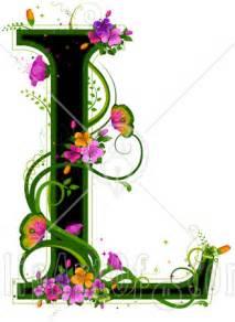 colorful l a letter to the letter l oui bien sur
