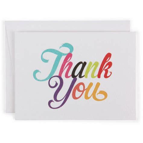 Thank You 2 thank you cards weneedfun