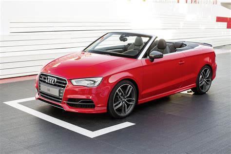 audi a1 s3 custom audi a1 sportback and s3 cabriolet unveiled at