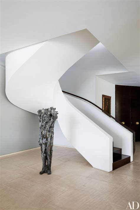 How To Interior Design Your Own Home by 15 Striking Modern Staircases Photos Architectural Digest